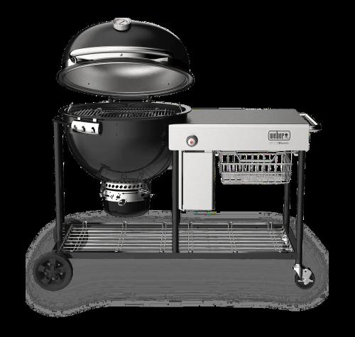 Weber Kamado S6 Charcoal Grill