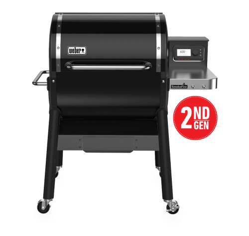 Weber SmokeFire EX4 Wood Fired Pellet Grill