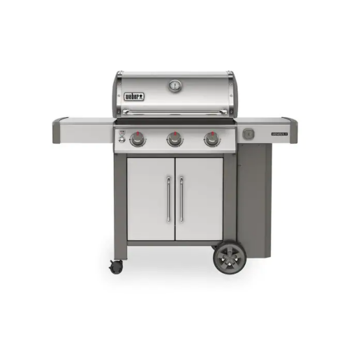 Weber Genesis II S-315 Gas Grill - Natural Gas