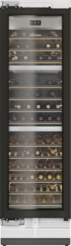 """Miele KWT2611 Vi 24"""" Fully Integrated Wine Conditioning Unit - Left Hinge"""