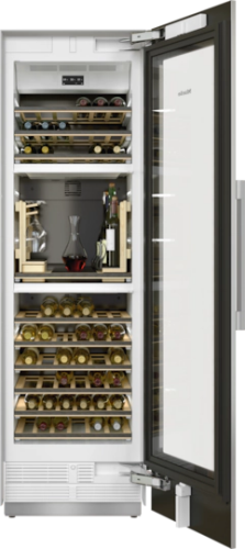 "Model: 36266115USA | Miele KWT2661 SFS 24"" Fully Integrated Wine Conditioning Unit - Right Hinge"