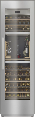 "Miele KWT2661 SFS 24"" Fully Integrated Wine Conditioning Unit - Right Hinge"