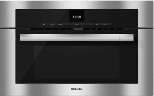 Miele H 6570 BM 30 Inch Speed Oven
