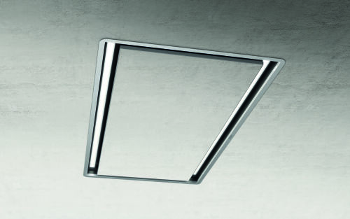 Elica CEILING HOOD - Naked Panel (Stainless Steel) + Stainless Steel Frame