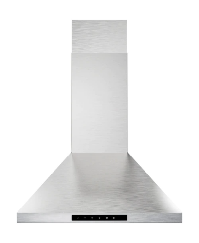 "Sharp Appliances 24"" Wall Mount Chimney Range Hood"