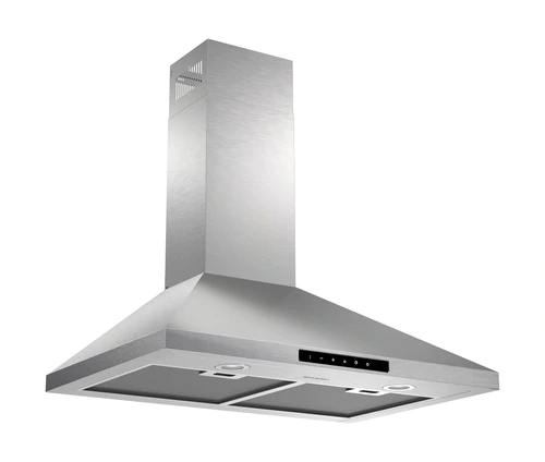 Model: SHC3062FS | Sharp Appliances 30 in. Wall Mount Chimney Range Hood
