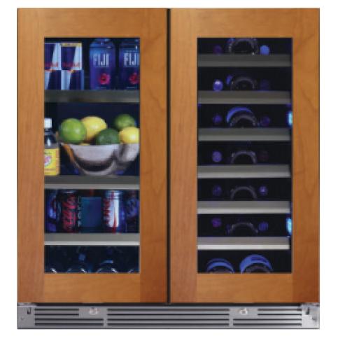 XO Appliances French Door Wine + Beverage