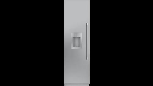 """Thermador 24"""" Column Freezer with Ice & Water Dispenser - Left Hinge Door"""