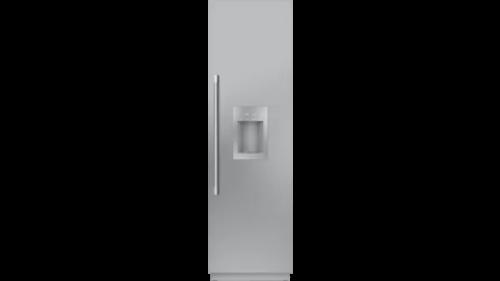 """Thermador 24"""" Column Freezer with Ice & Water Dispenser - Right  Hinge Door"""