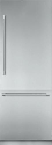 "Thermador 30"" Wide Bottom Freezer Refrigerator"