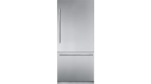 "Thermador 36"" Wide Built-in  Bottom Freezer Refrigerator"