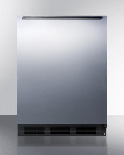 "Model: FF7BKBISSHHADA | Summit 24"" Wide Built-In All-Refrigerator, ADA Compliant"