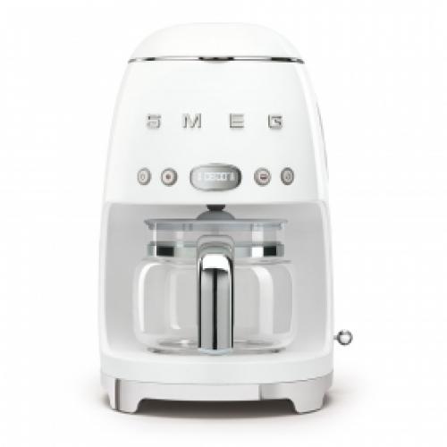 Model: DCF02WHUS | Smeg 50's Retro Style Aesthetic Drip Coffee Machine
