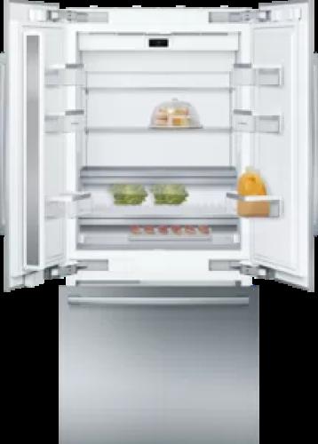 """Bosch 36"""" Built-In French Door Bottom-Freezer"""