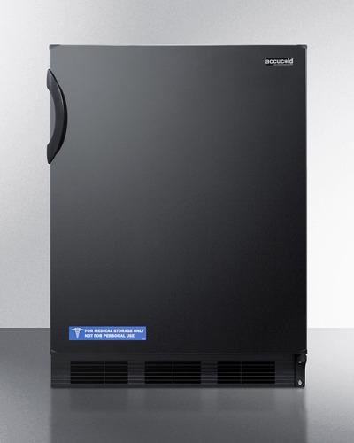 "Summit 24"" Wide All-Refrigerator"