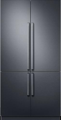 """Dacor Contemporary 42"""" Wide French 4 Door Refrigerator"""