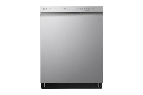 Model: ADFD5448AT | LG Front Control Smart wi-fi Enabled Dishwasher with QuadWash™