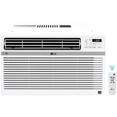LG 15,000 BTU Smart (Wi-Fi) Window Air Conditioner - 115V