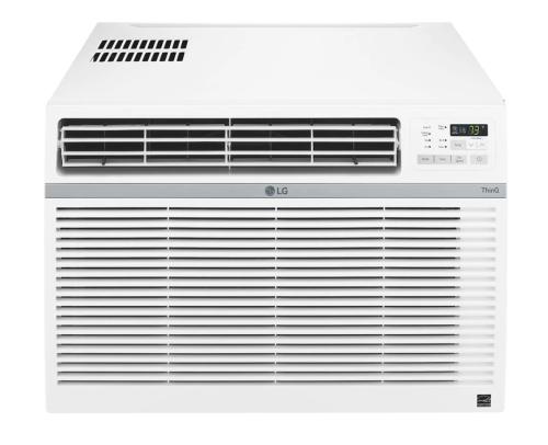 LG 18,000 BTU Smart Wi-Fi Enabled Window Air Conditioner