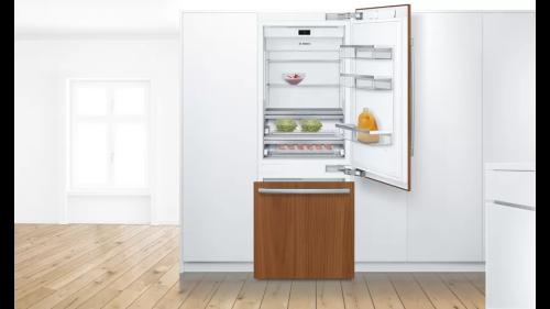 "Model: B30IB905SP | Bosch Benchmark® 30"" Built-in Bottom Freezer Refrigerator"