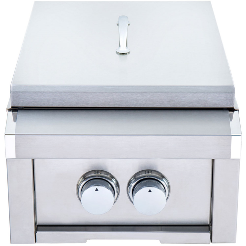 Model: HTPB1-NG | Heat Grills Power Burner w/ Lights - Natural Gas