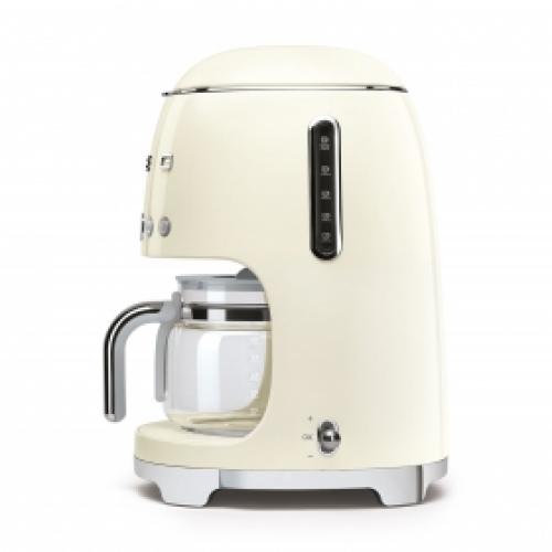 Model: DCF02CRUS | Smeg 50's Retro Style Aesthetic Drip Coffee Machine