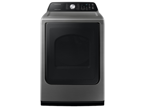 Samsung 7.4 cu. ft. Electric Dryer with Sensor Dry in Platinum