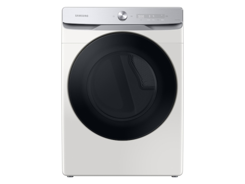 Samsung 7.5 cu. ft. Smart Dial Electric Dryer with Super Speed Dry in Ivory