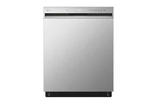LG  Front Control Dishwasher with QuadWash™