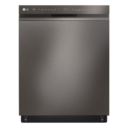 LG LG DISHWASHERS Front Control Dishwasher with Quadwash.