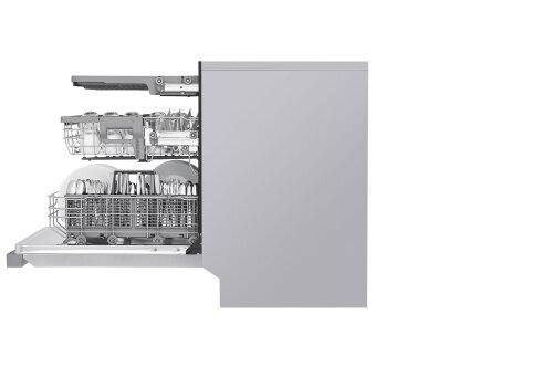 Model: LDFN4542S   LG Front Control Dishwasher with QuadWash™