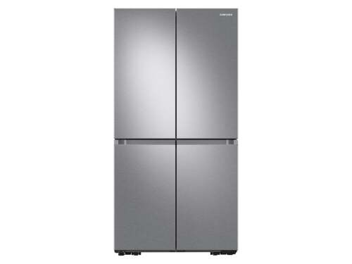 Samsung 29 cu. ft. Smart 4-Door Flex refrigerator with Beverage Center and Dual Ice Maker in Stainless Steel