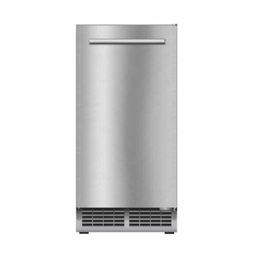 XO Appliances 15in Clear Ice Maker with Drain Pump, SS