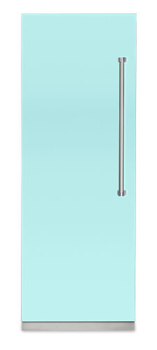 """Viking 30""""W. 7 Series All Freezer- Bywater Blue"""