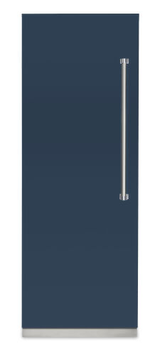 "Viking 30""W. 7 Series All Freezer - Slate Blue"