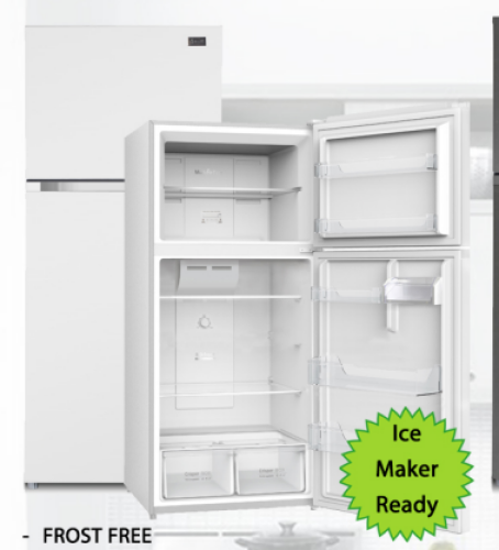 Avanti 18.3 Cu. Ft. Top Freezer Refrigerator