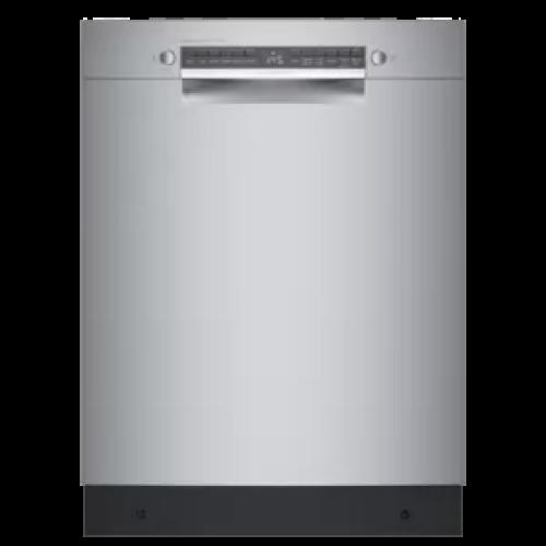 Bosch 800 Series Dishwasher 24'' Stainless steel