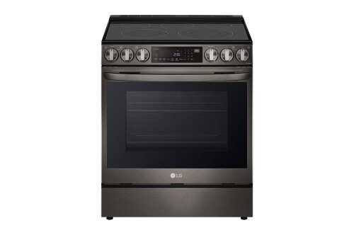 LG 6.3 cu ft. Smart wi-fi Enabled ProBake Convection® InstaView® Electric Slide-In Range with Air Fry