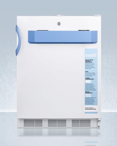 "Summit 24"" Wide Built-In All-Refrigerator, ADA Compliant"