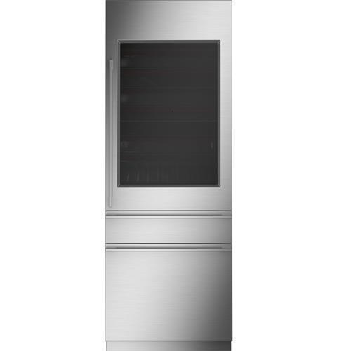 "Monogram Monogram 30"" Fully Integrated Wine Refrigerator"
