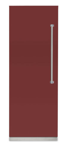 """Viking 30""""W. 7 Series All Freezer - Reduction Red"""