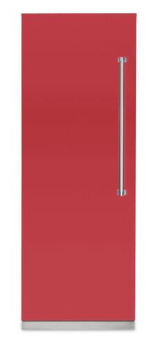 """Viking 30""""W. 7 Series All Freezer - San Marzano Red"""