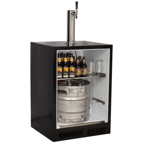 Model: MLKR224-SS01A | Marvel  24-IN BUILT-IN DISPENSER FOR BEER, WINE AND DRAFT BEVERAGES