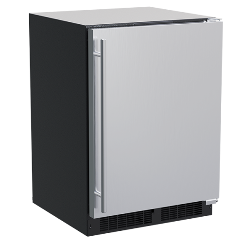 Marvel  24-IN BUILT-IN REFRIGERATOR FREEZER WITH CRESCENT ICE MAKER