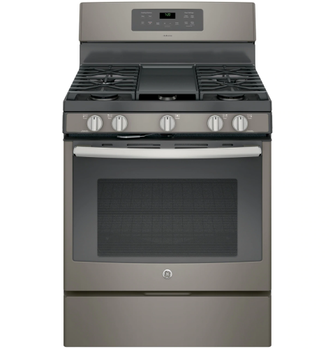 "GE Adora series by GE® 30"" Free-Standing Gas Convection Range"