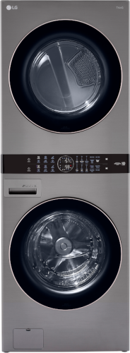LG Single Unit LG WashTower™ Washer & Dryer Combo - Natural Gas