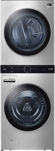 LG Studio Single Unit WashTower™ Design - Natural Gas