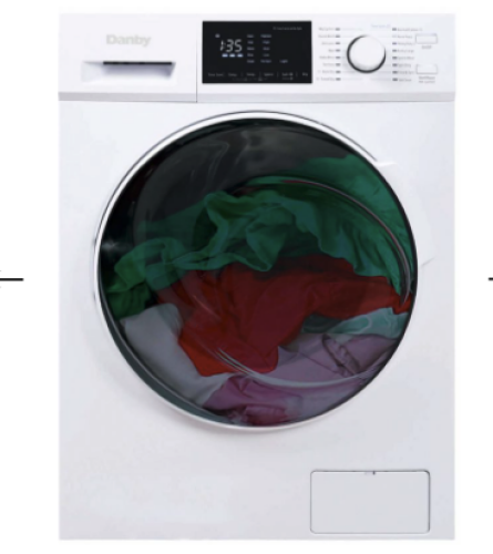 Danby Danby 2.7 cu. ft. All-In-One Ventless Washer Dryer Combo