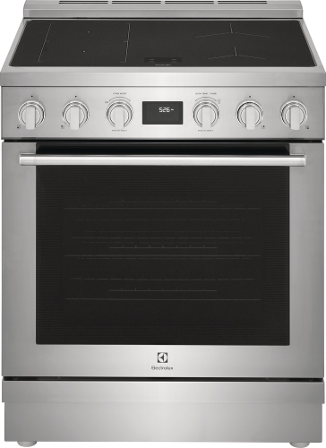 "Electrolux 30"" Induction Freestanding Range"