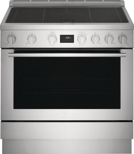 Electrolux 36'' Induction Freestanding Range